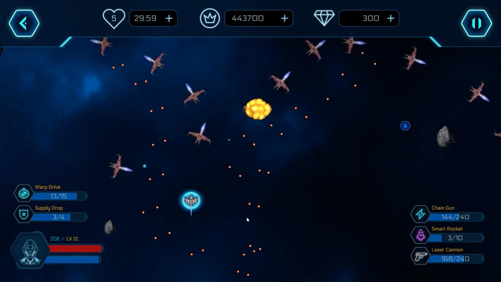 DEVLOG#04 | STRIFE - Battle for the Southern Star