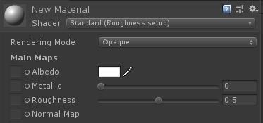Standard (Roughness setup)を探しているあなたへ