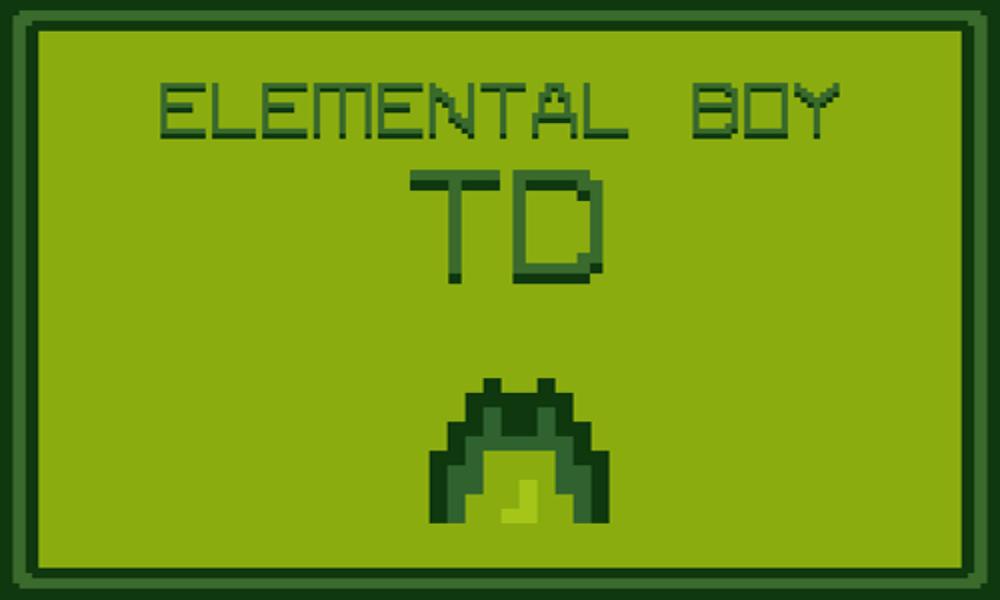 Elementalboy Tower Defense