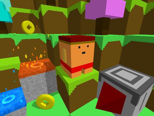 Unity Game Template - Downhill Rush