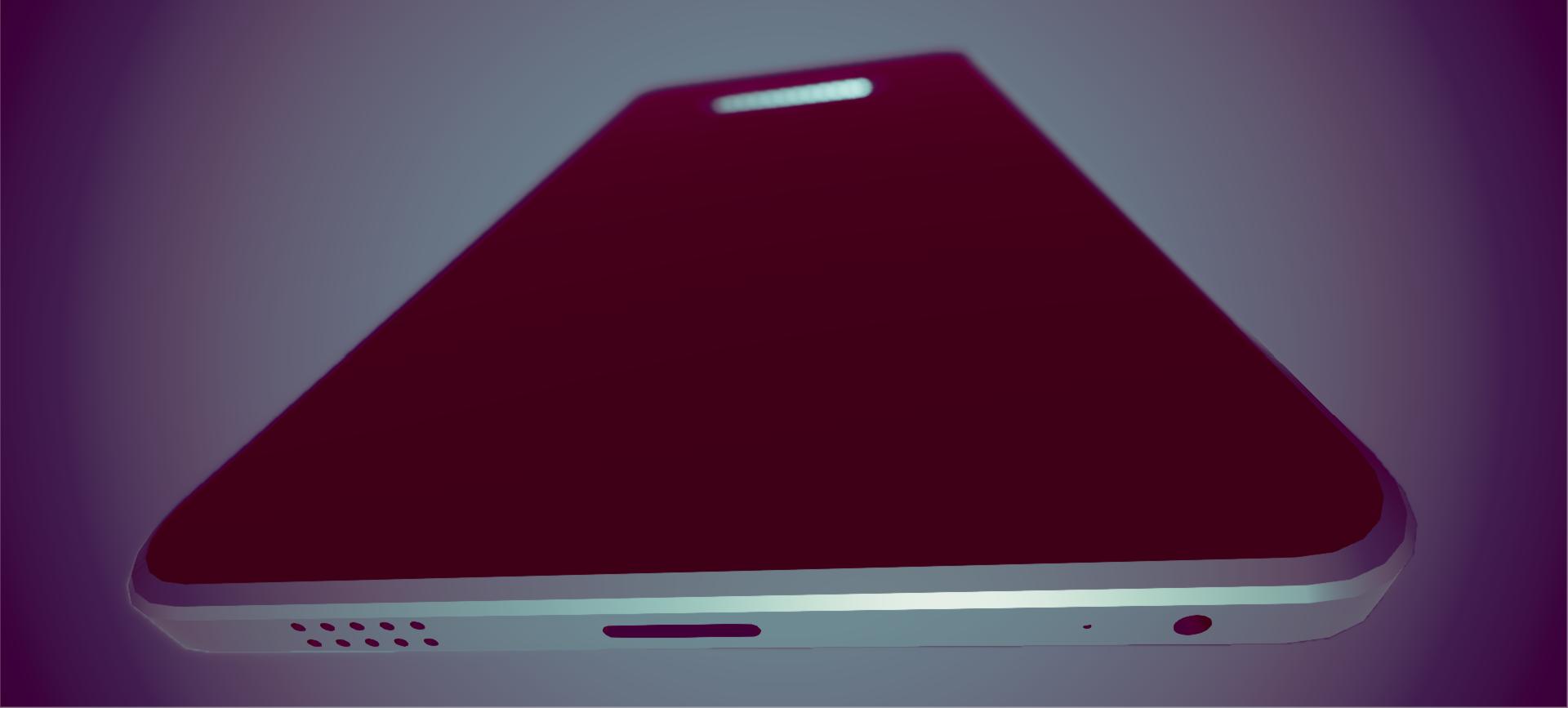 Moder smartphone model