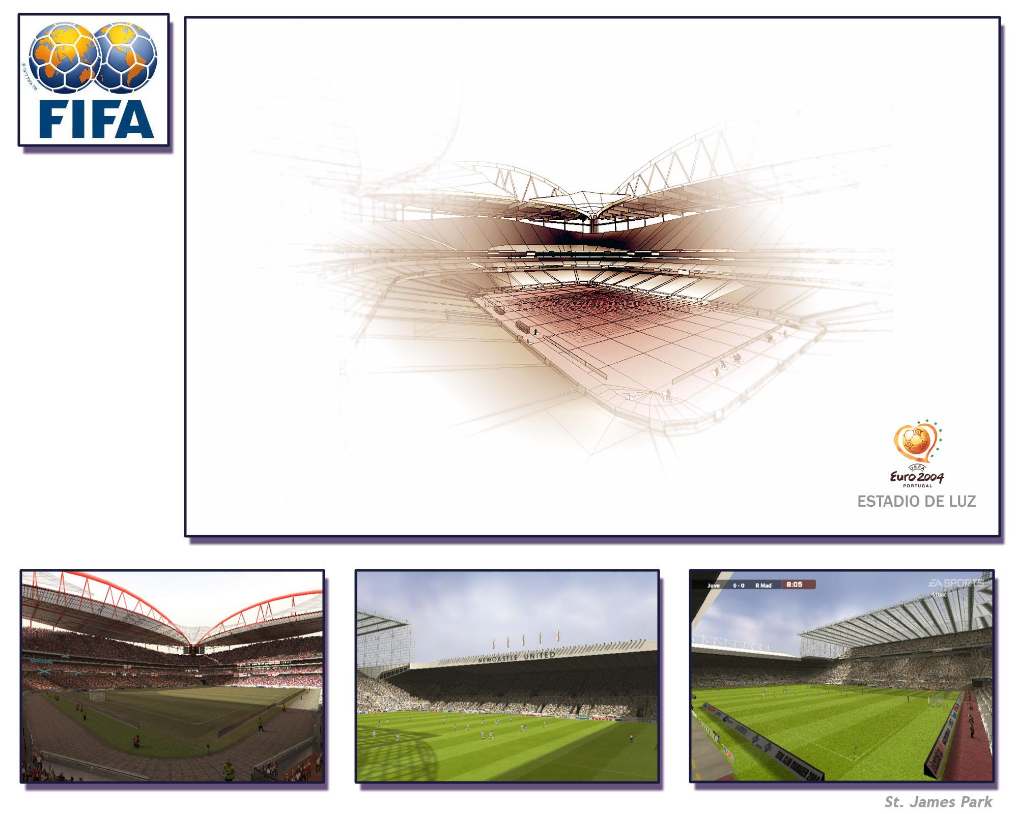 Fifa 2004 & Euro, 2005 (Associate Artist)