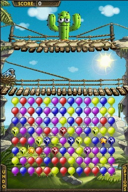 Pogo Island - Nintendo DS (2D Artist/Lead)