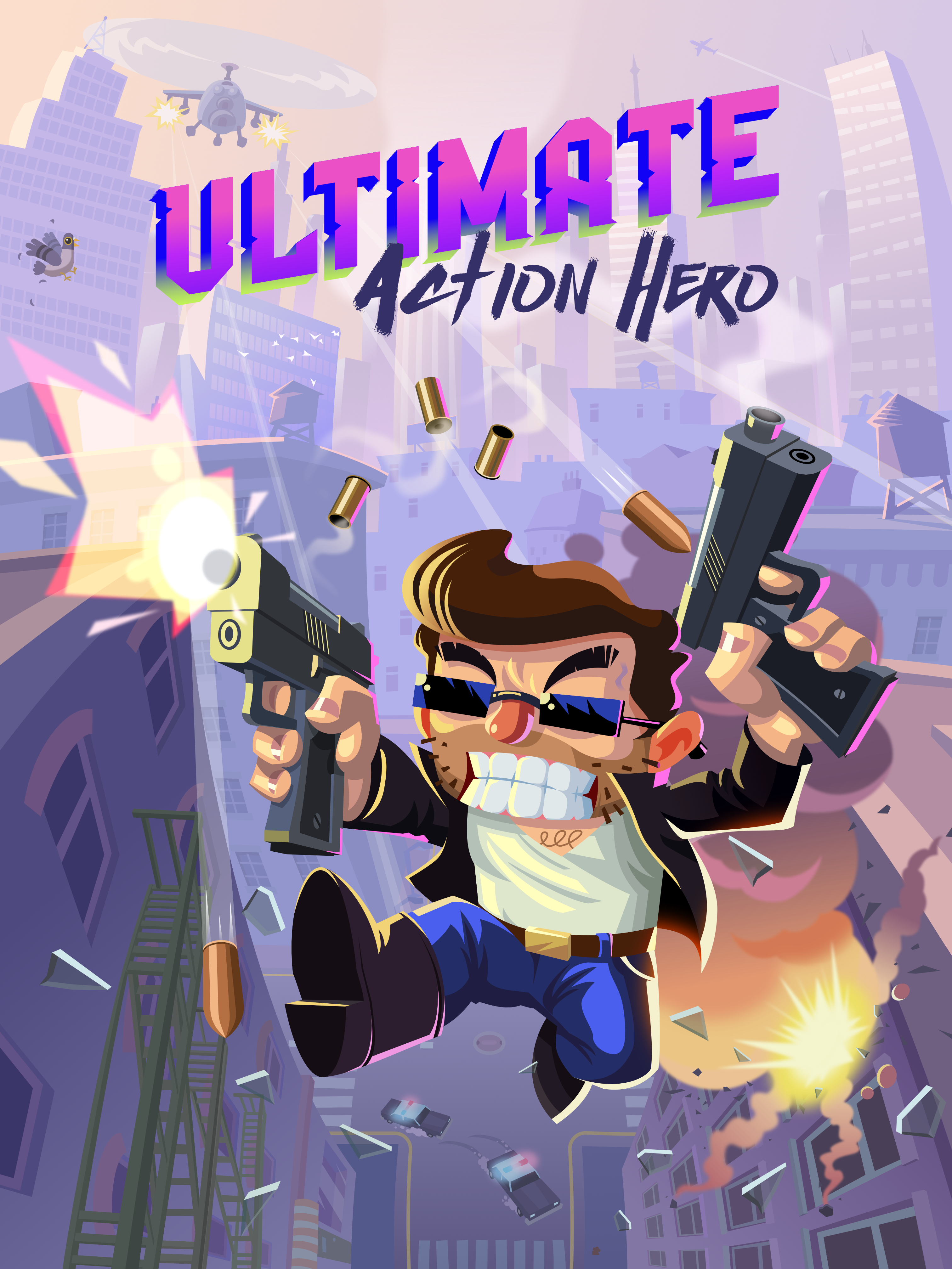 Ultimate Action Hero artwork