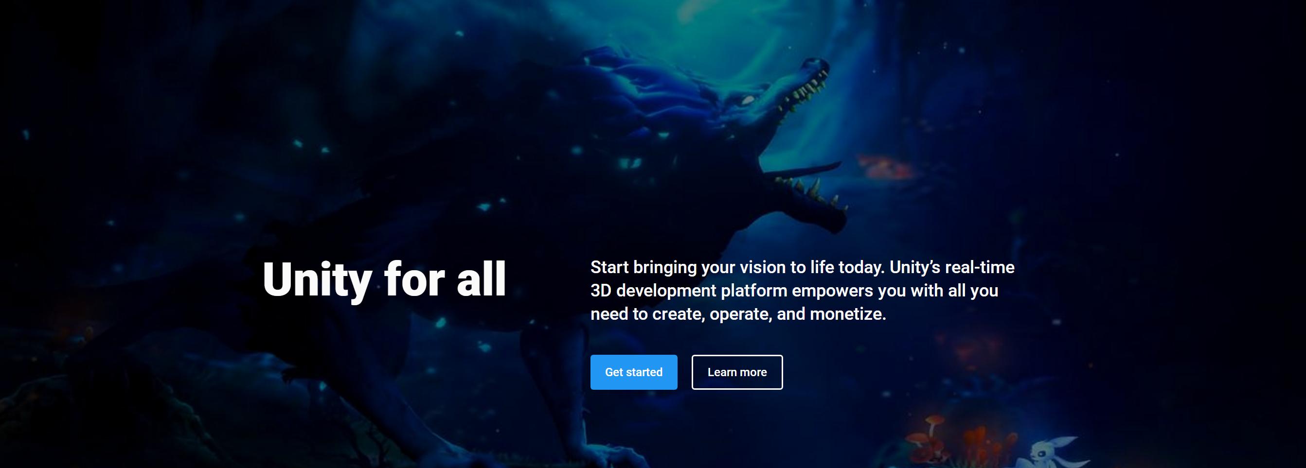 19年3月份山东Unity UUG开发者沙龙活动