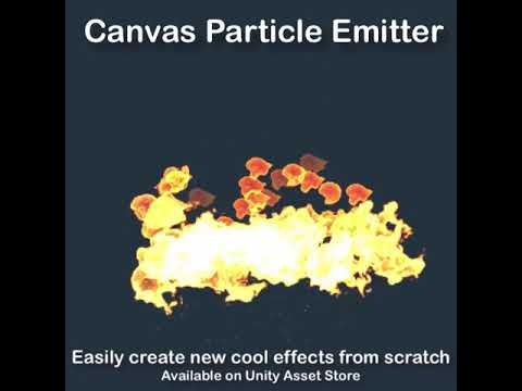 Unity 2D Particle Effects