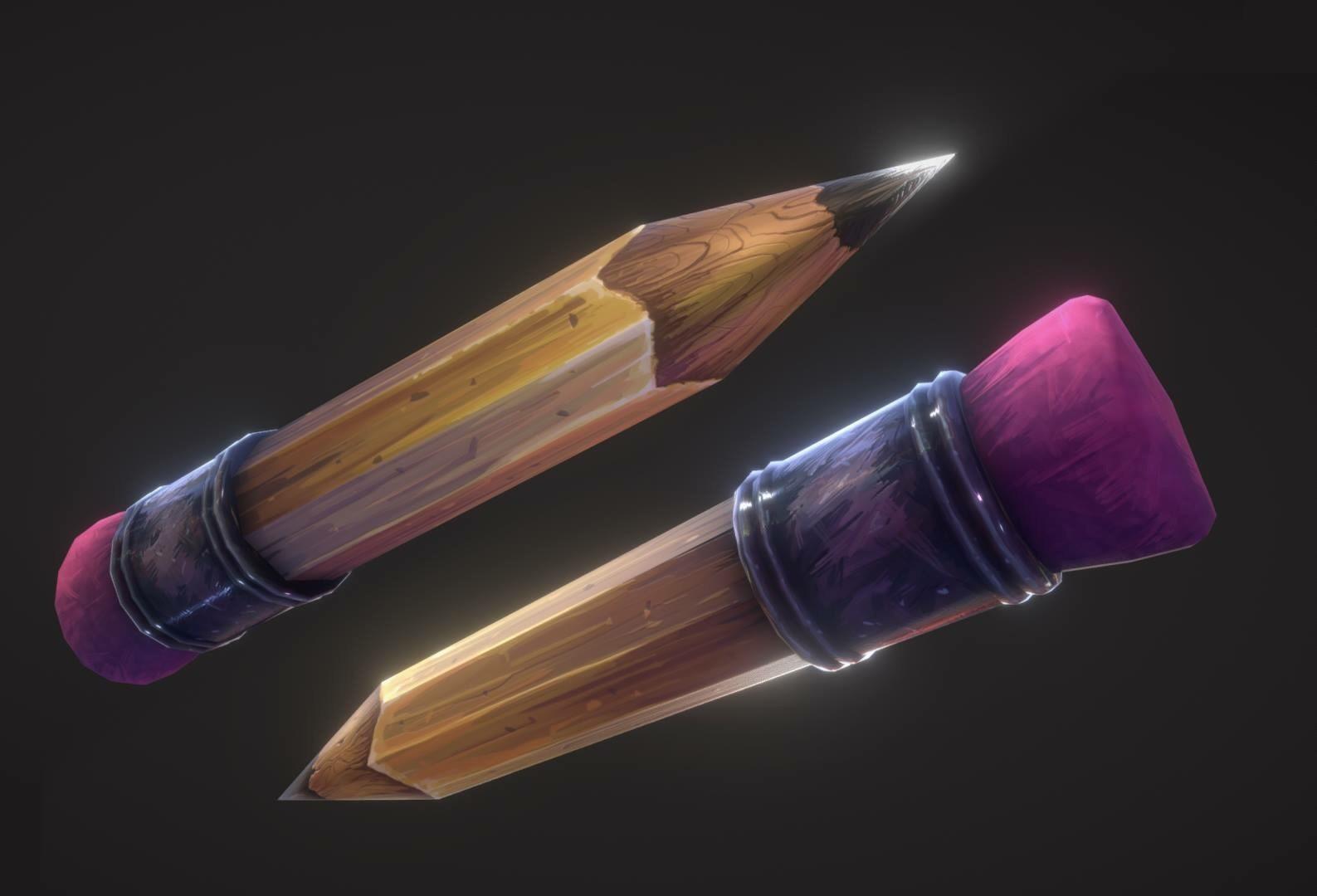 3D COAT | Pen | CG SHARE | Lowpoly