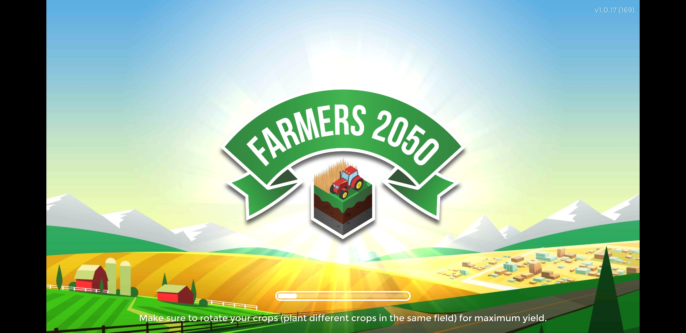 Farmers 2050 - Unity Connect