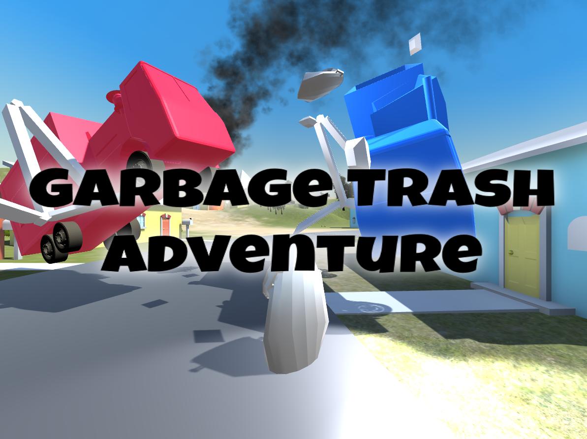 Garbage Trash Adventure