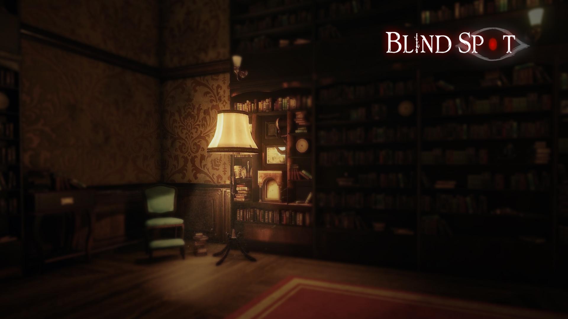 VR游戏《盲点》