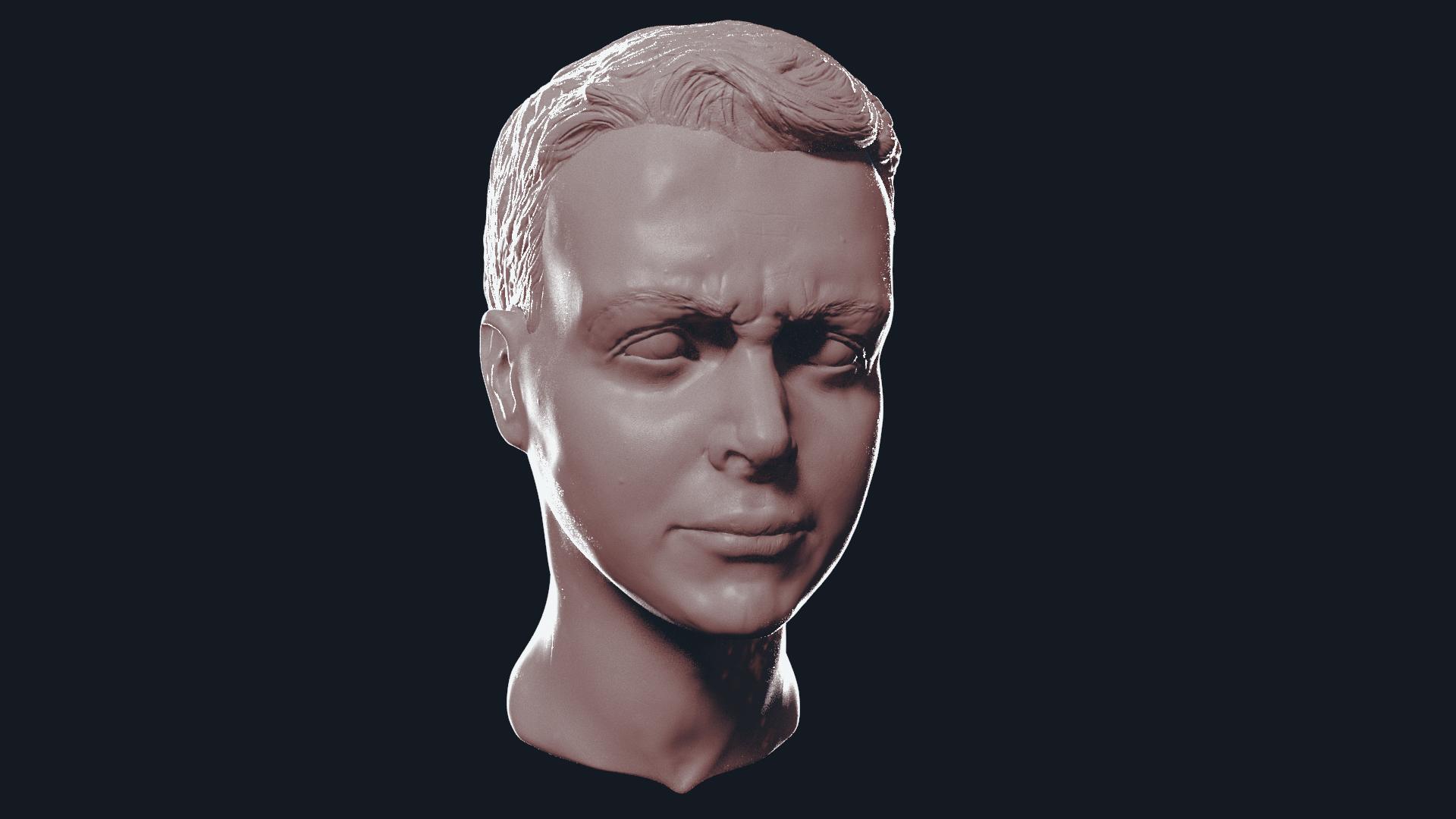 Head Bust