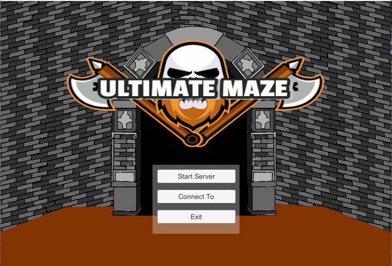 Ultimate Maze