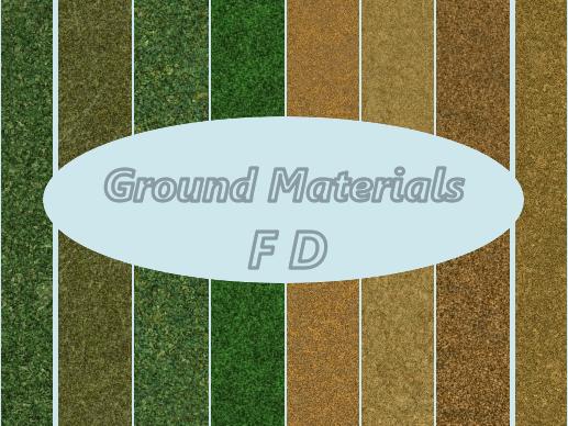 Ground materials FD