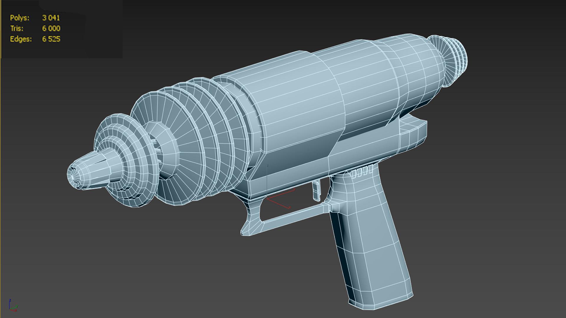 Volta gun #3