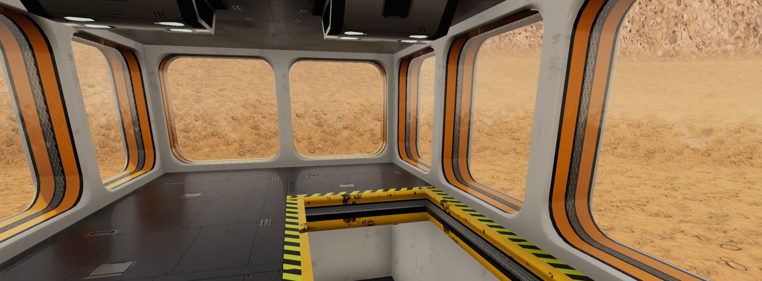 Modular Sci-fi Kit update
