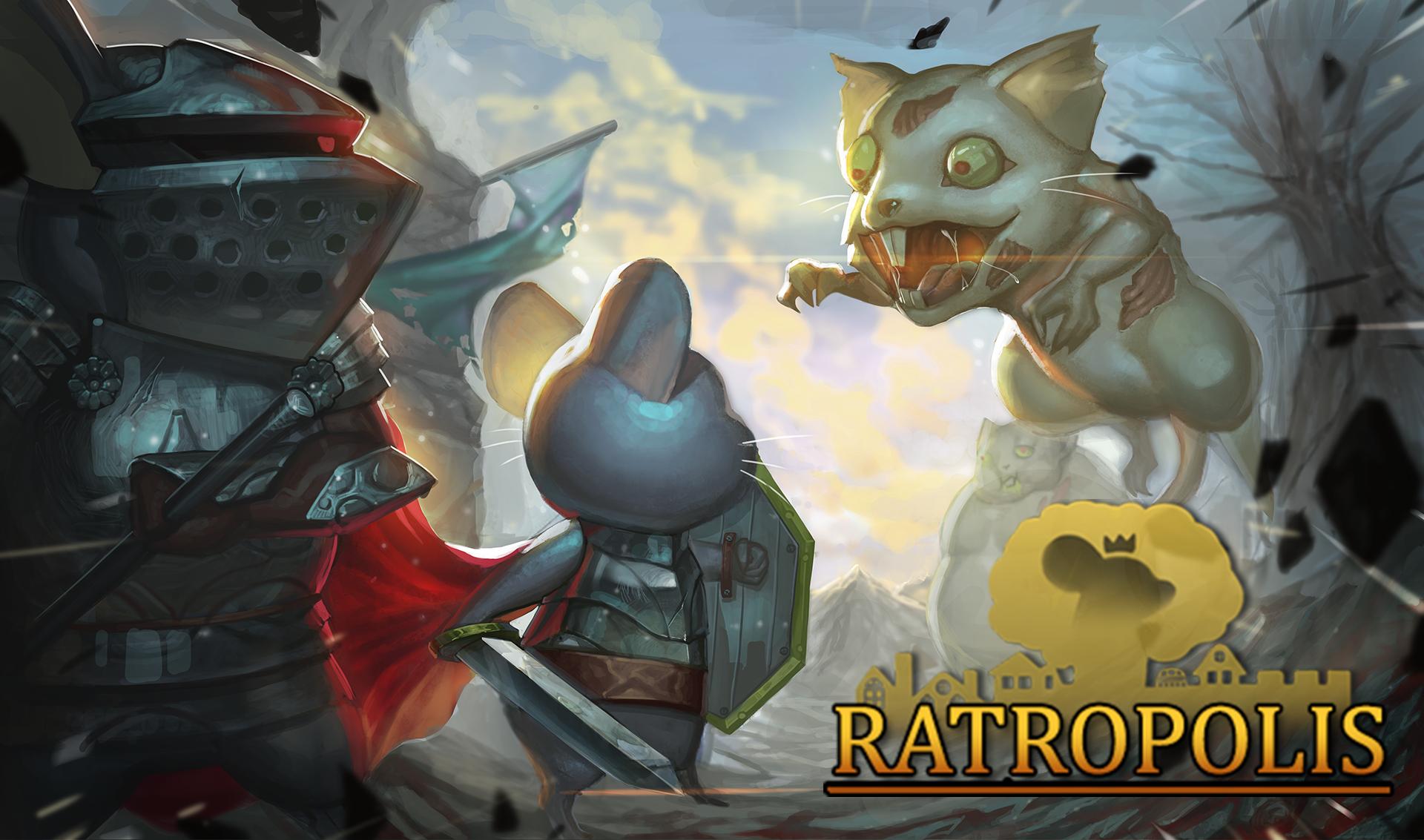 Ratropolis / Cassel Games