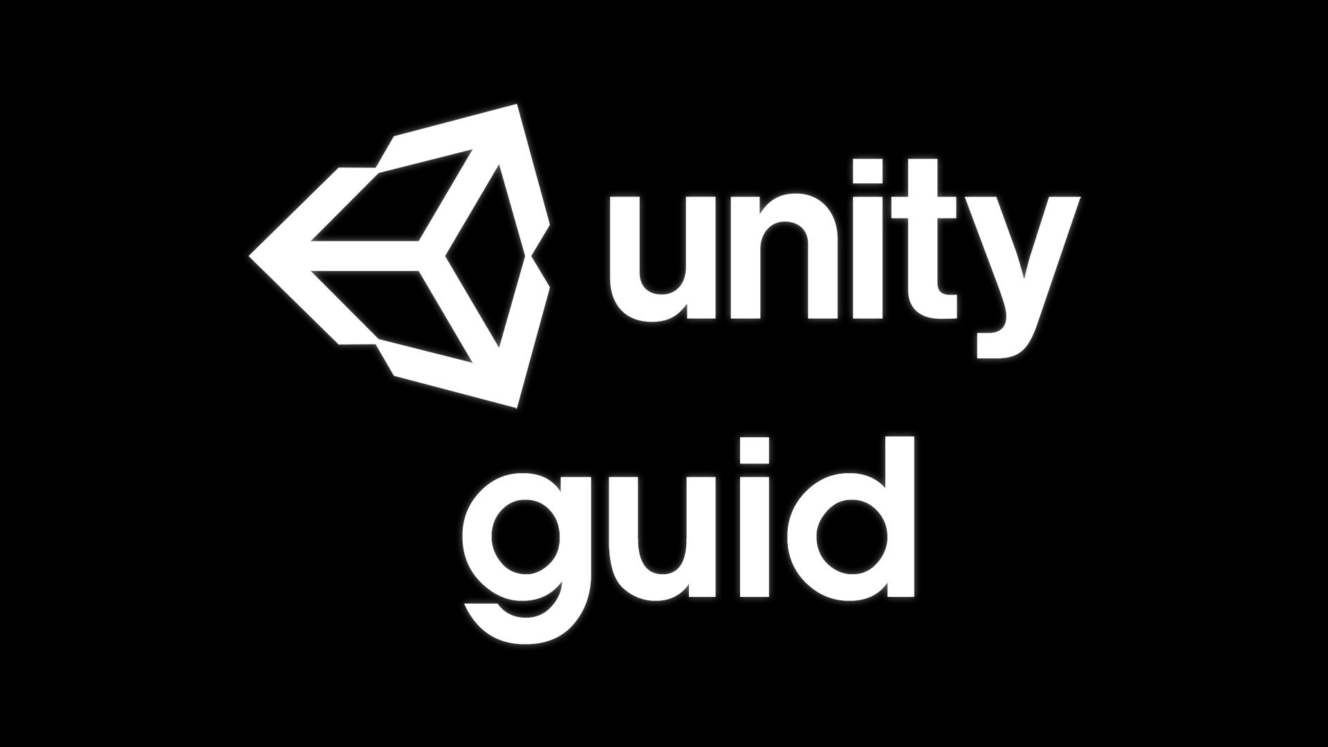 Unity GUID