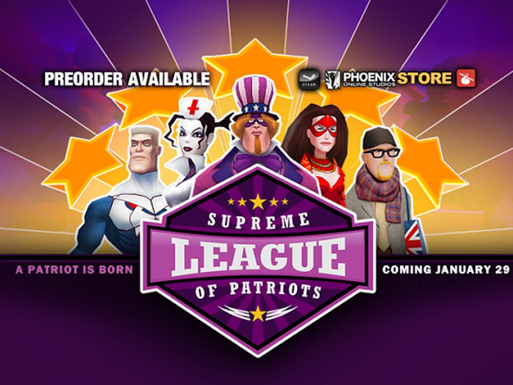 Supreme League of Patriots