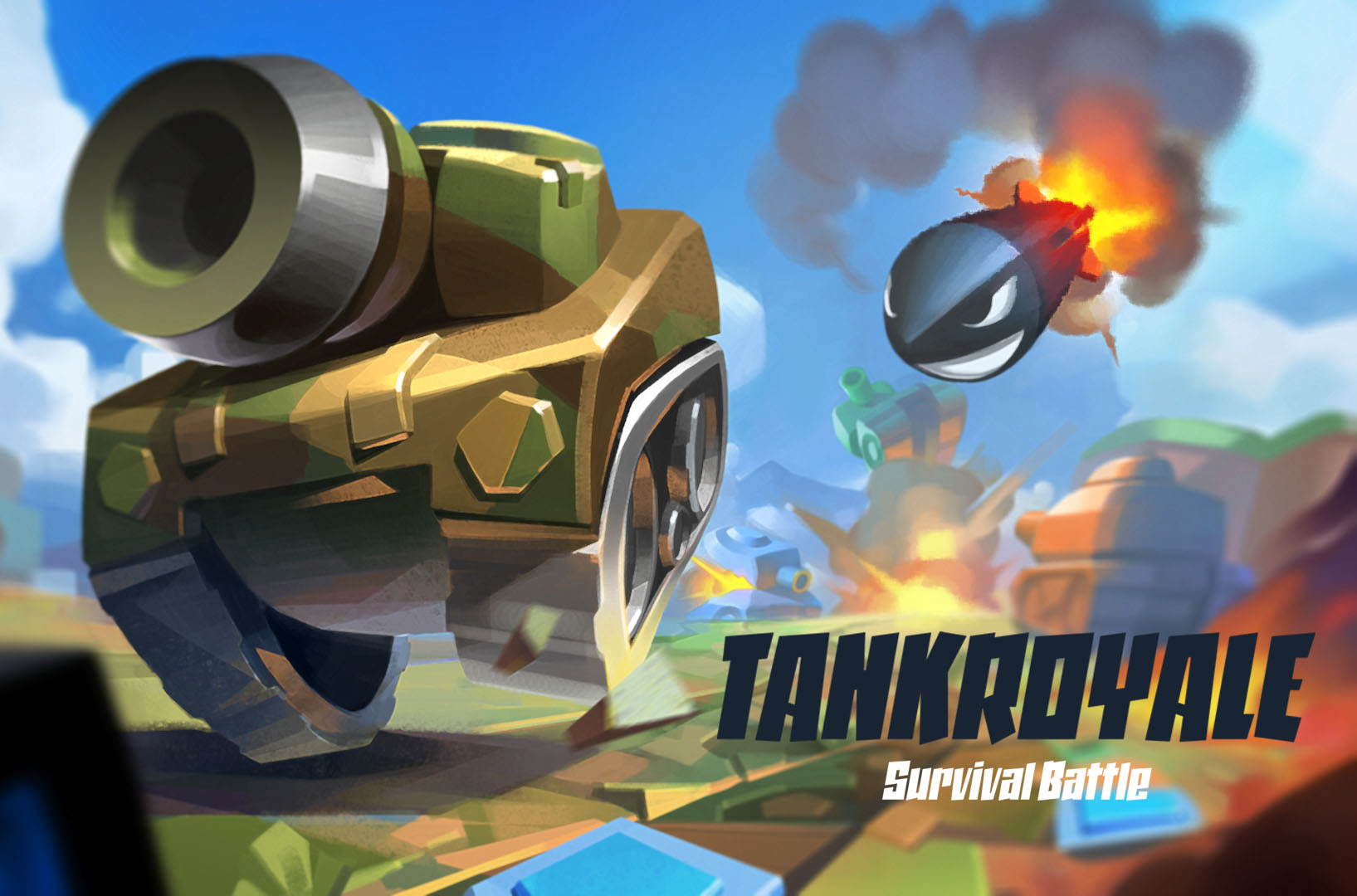 [MWU Korea 2019] Tank Royale / BSS Company