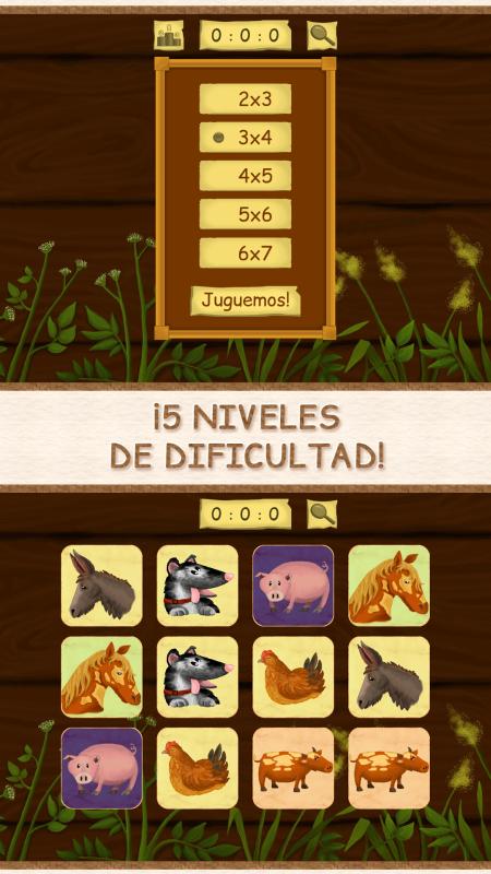 Screenshot 4: Escondite en la Granja