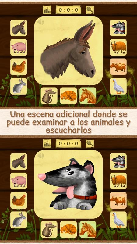 Screenshot 5: Escondite en la Granja