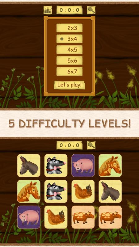 Screenshot 4: Hide and Seek on Farm