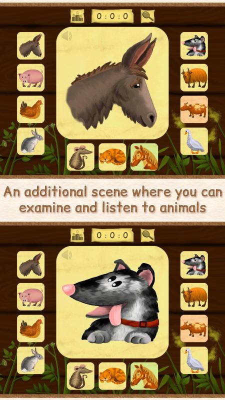 Screenshot 5: Hide and Seek on Farm