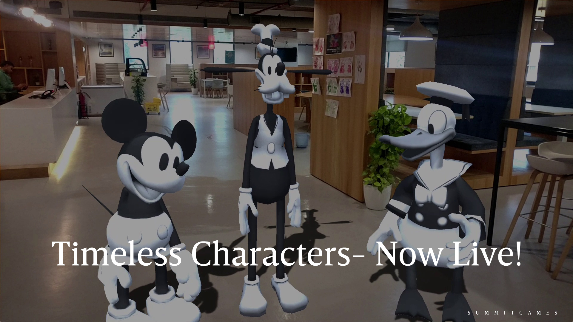 Timeless Characters - Now Live! (Phase 1)