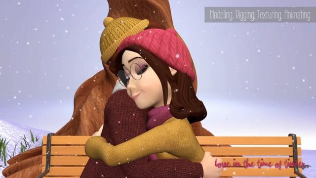 Animation Demo Reel - Pamela Nuñez