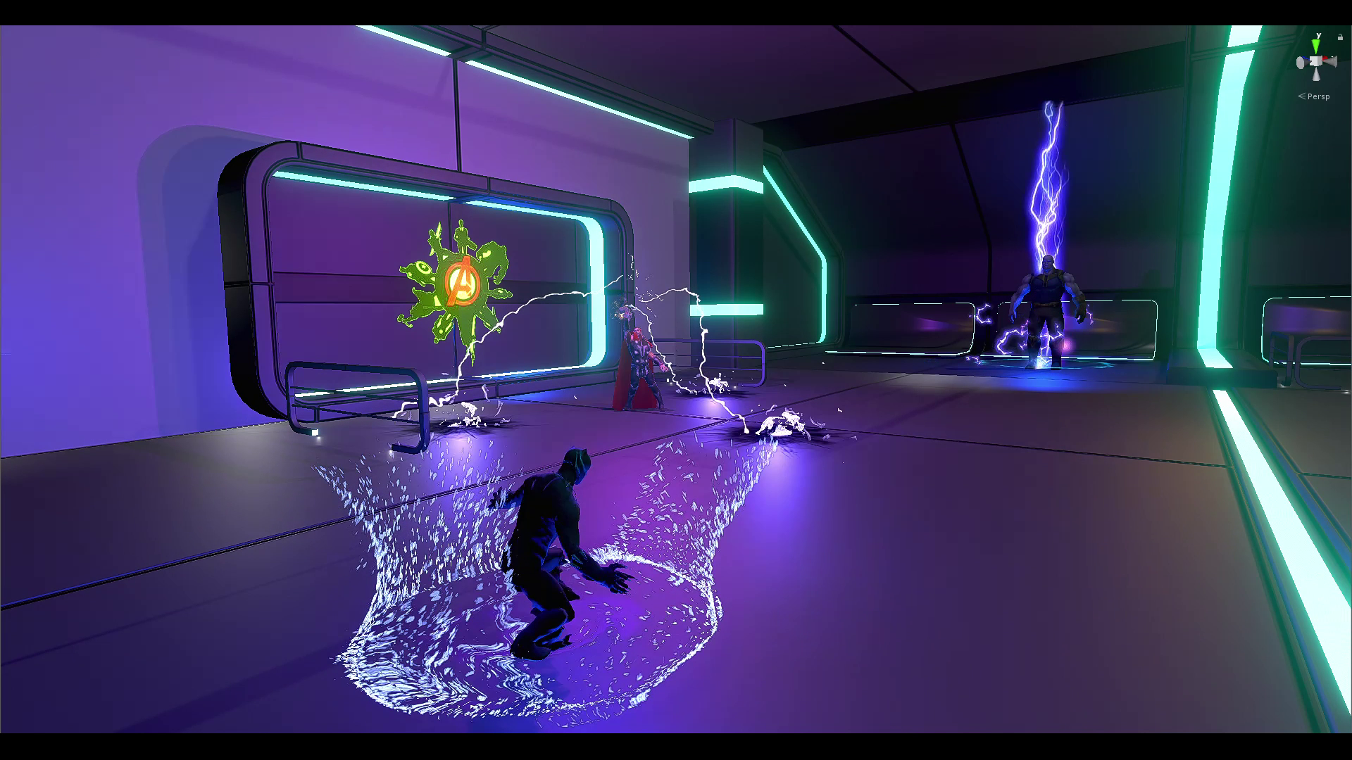 Marvel Cinematic Universe in VR