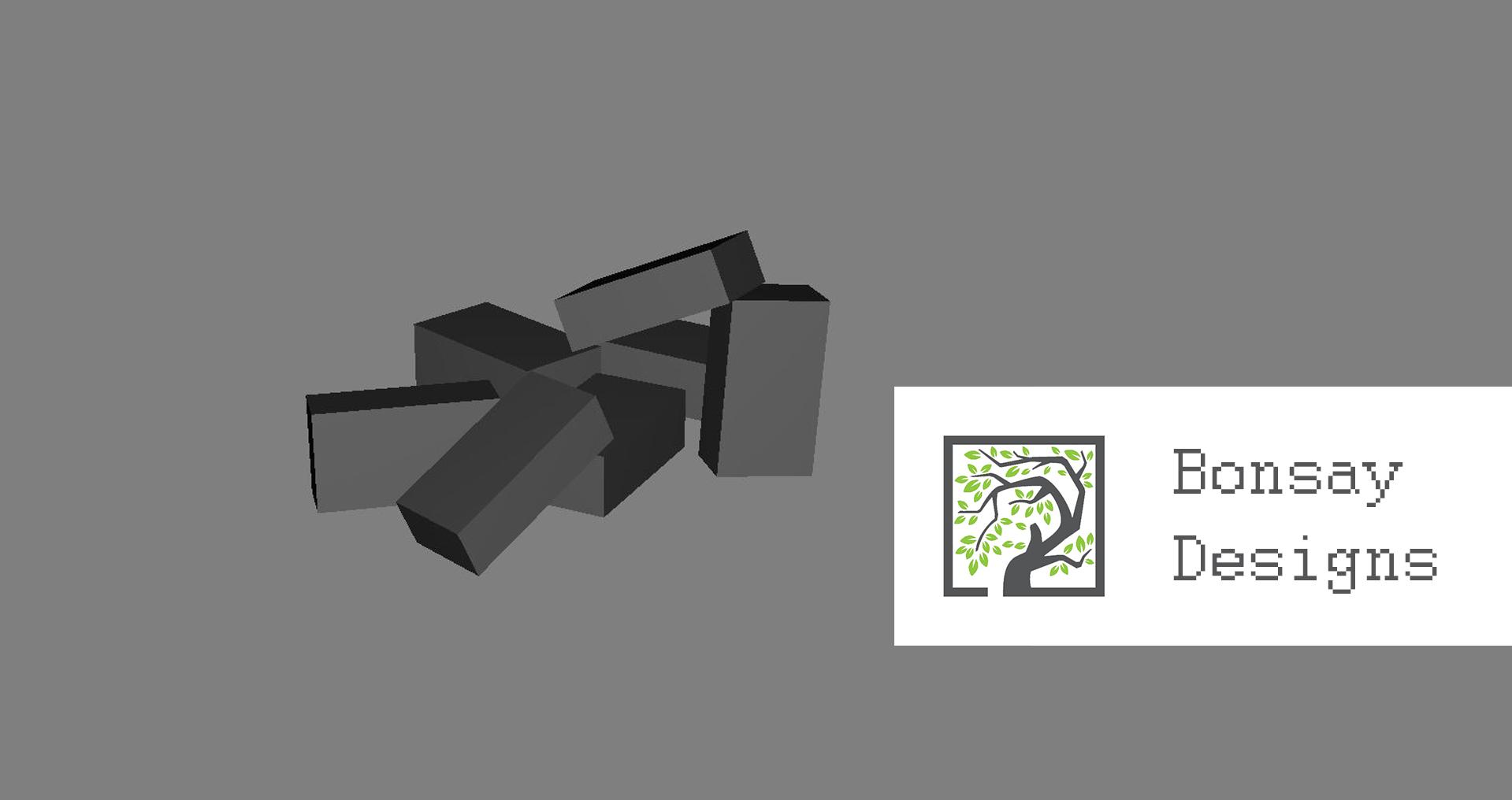Various 3D Models