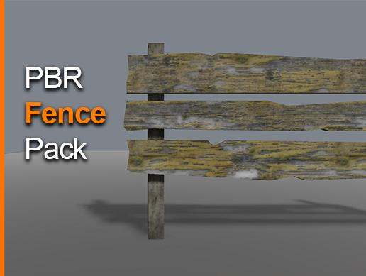 PBR Fences Pack