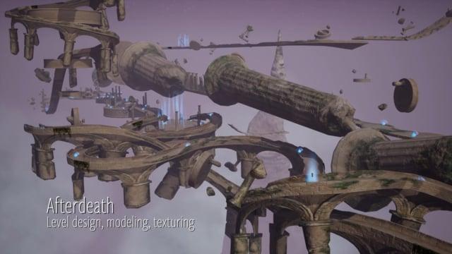3D Art Demo Reel - David Zamora