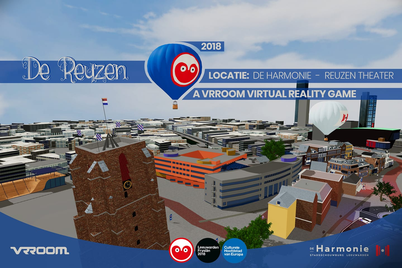 De Reuzen VR