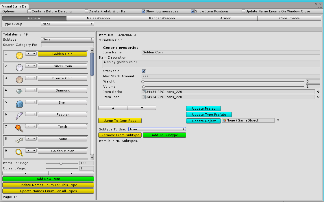 Performance Critical Editor Tools and Serialized Objects