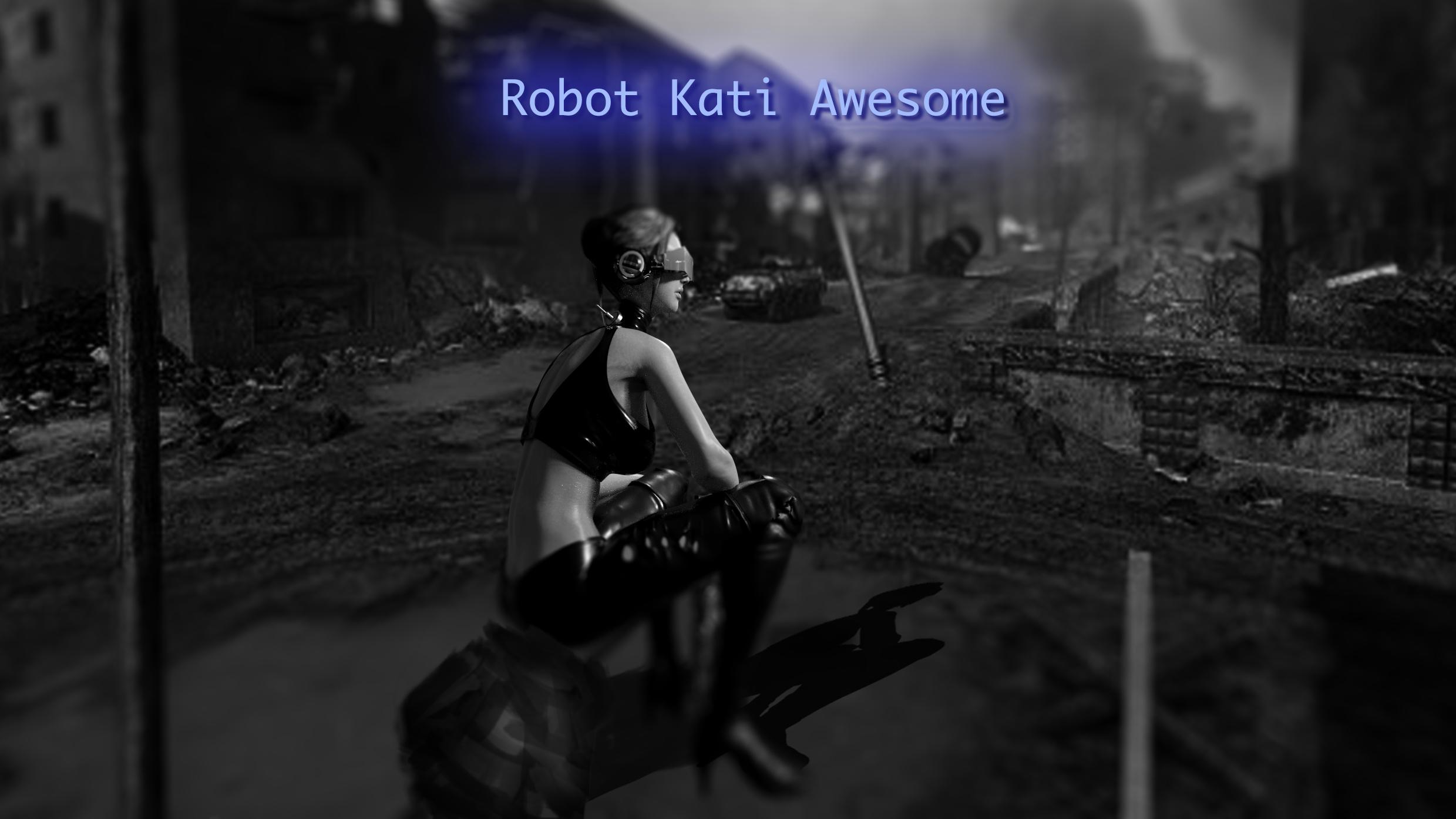 [MWU Korea 2019] 로봇 캐티 어썸 ( RobotKati Awesome)