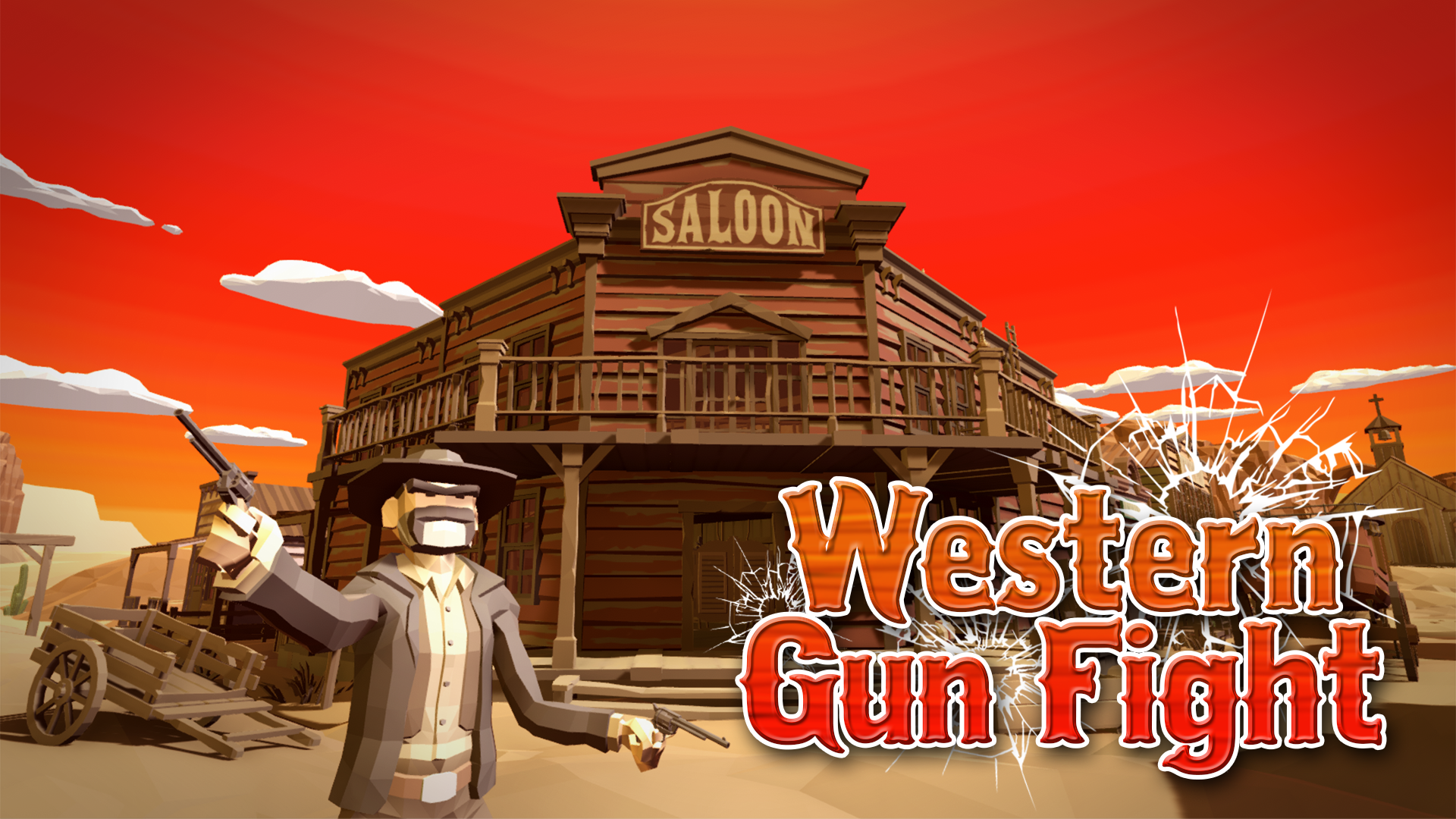 [MWU Korea 2019] Western Gunfight VR / 빌런게임즈
