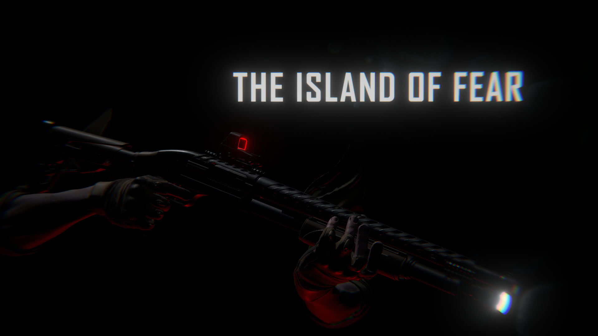 [MWU Korea 2019] The Island Of Fear / Octagon