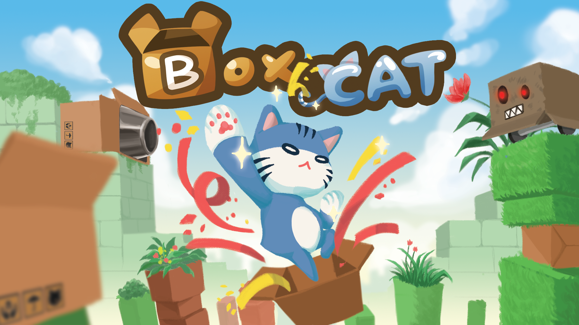 [MWU Korea 2019] Box Cat / 사우스포게임즈㈜