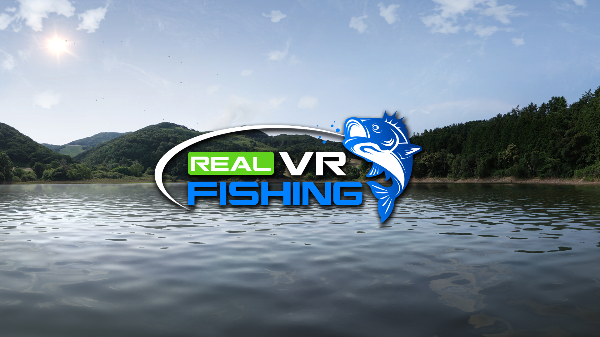 Real VR Fishing