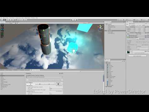 Getting Started with Unity Scriptable Render Pipeline Voxel-based Global Illumination