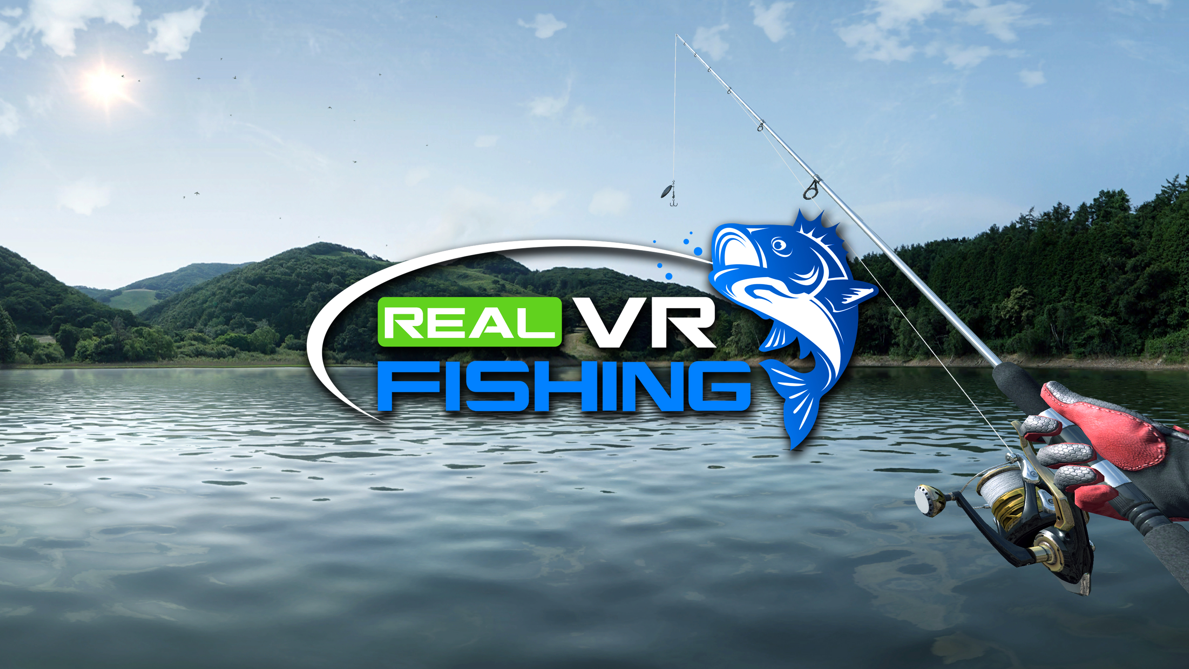 [MWU Korea 2019] Real VR Fishing / 미라지소프트