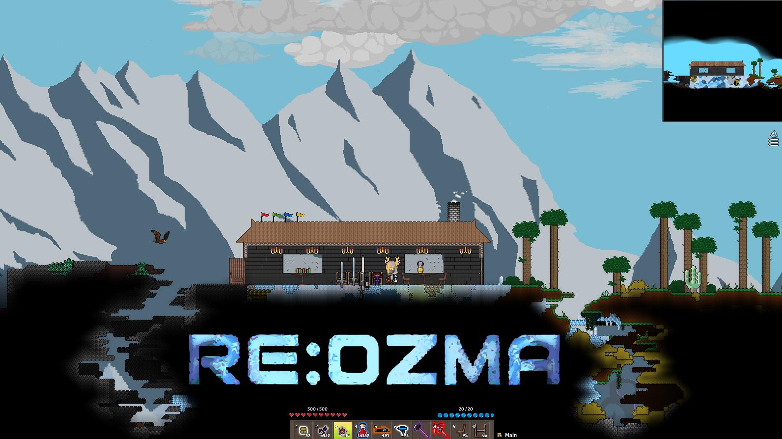 리오즈마(RE:OZMA)