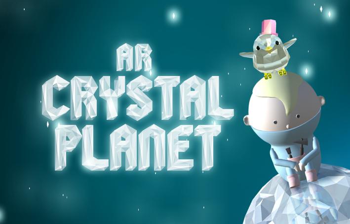 [MWU Korea 2019] Crystal Planet AR / Fix