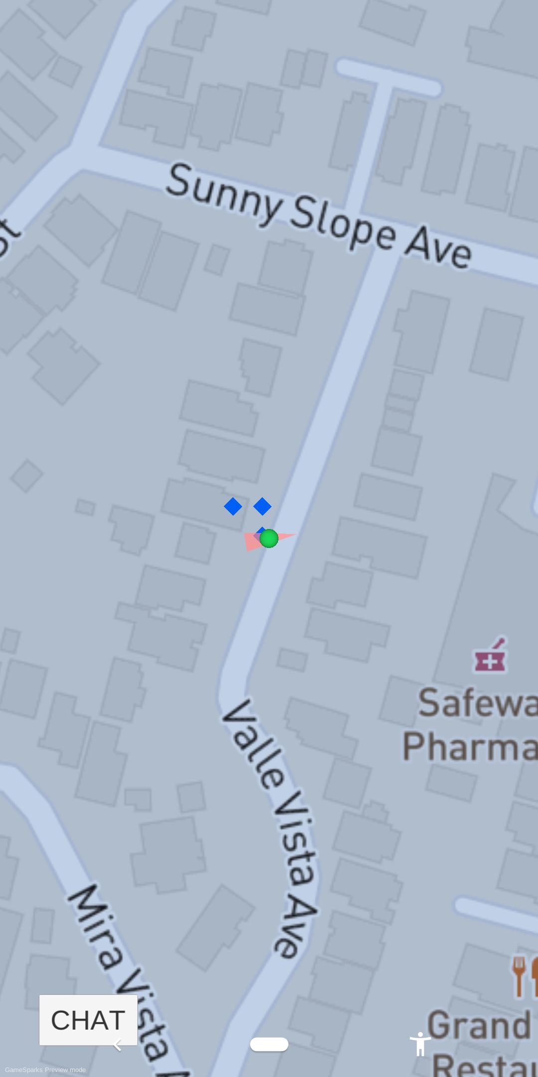 Location based AR