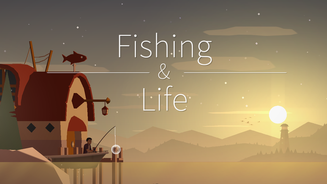 Fishing Life - Nexelon