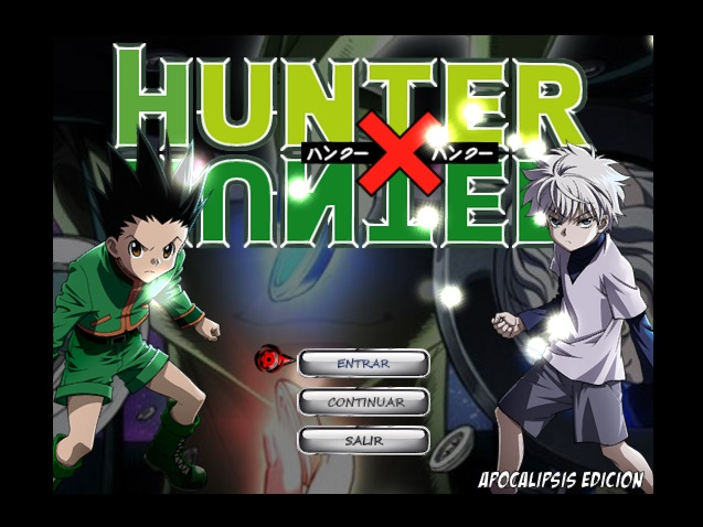Hunter x Hunter NGL DEMO