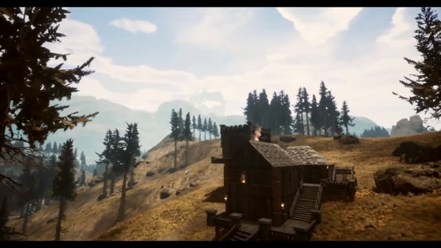 'Citadel: Forged With Fire' Sound Design