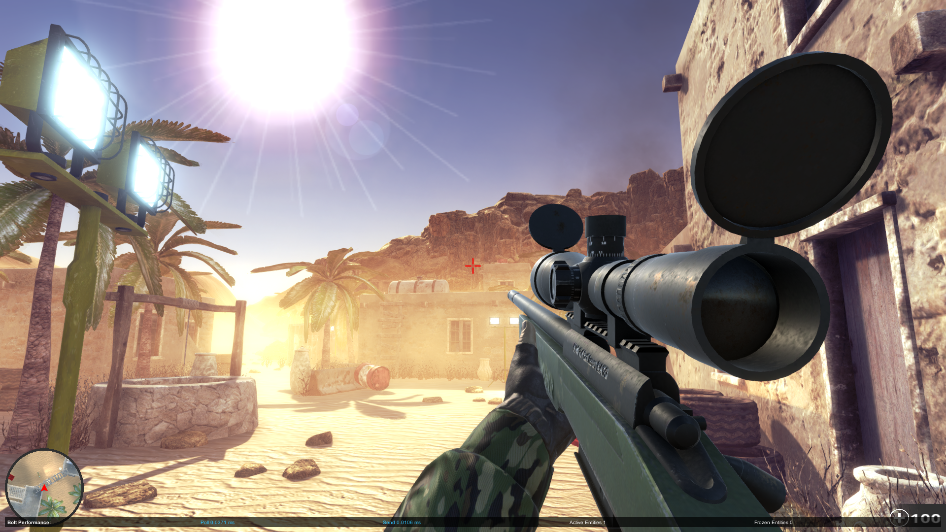 FPS Multiplayer Game WIP v0.1
