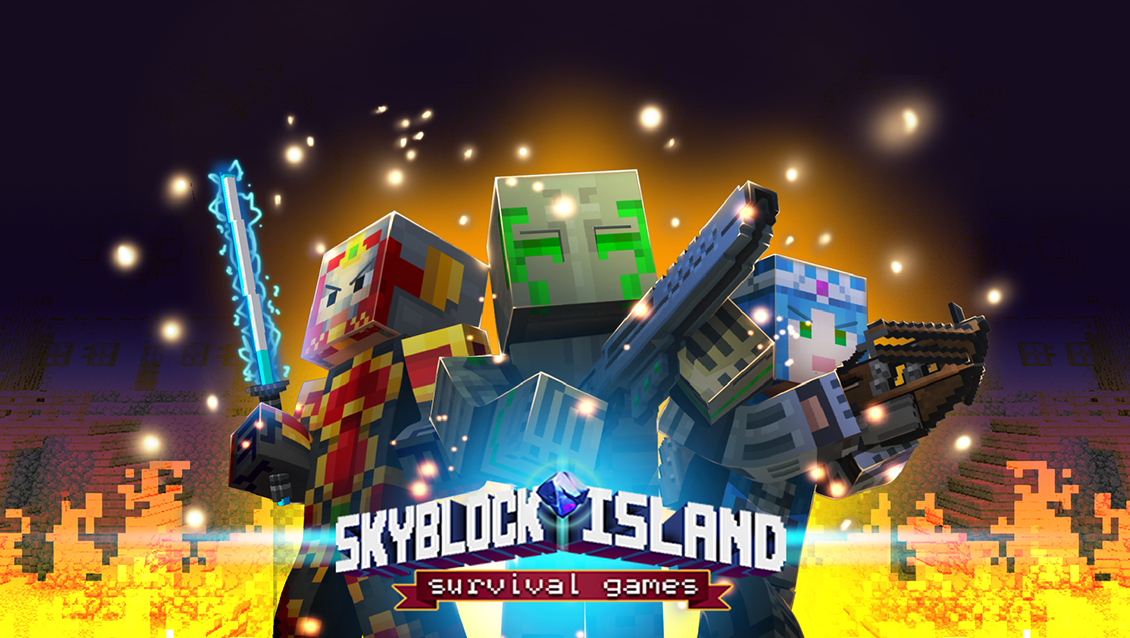 Skyblock Island Survival Game - Unity Connect